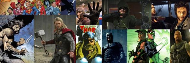 Superheroes Colloquium